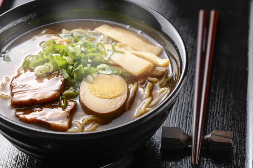Recette japonaise le r men le blog adeo voyage - Recette soupe japonaise ...