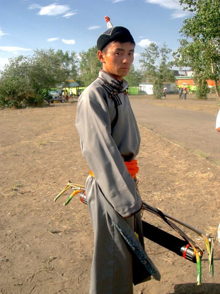 Mongolie - Naadam - ADEO