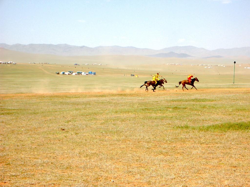 Mongolie - Naadam ADEO