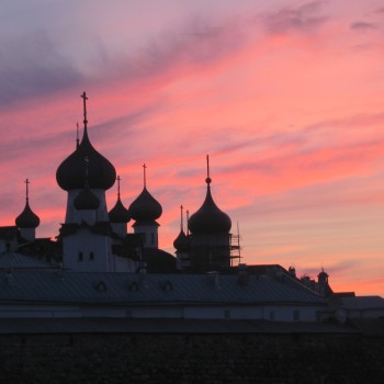 Adeo - île Solovki