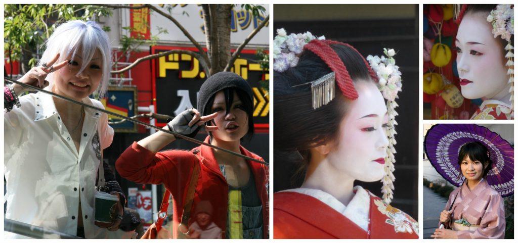 femmes-japonaises