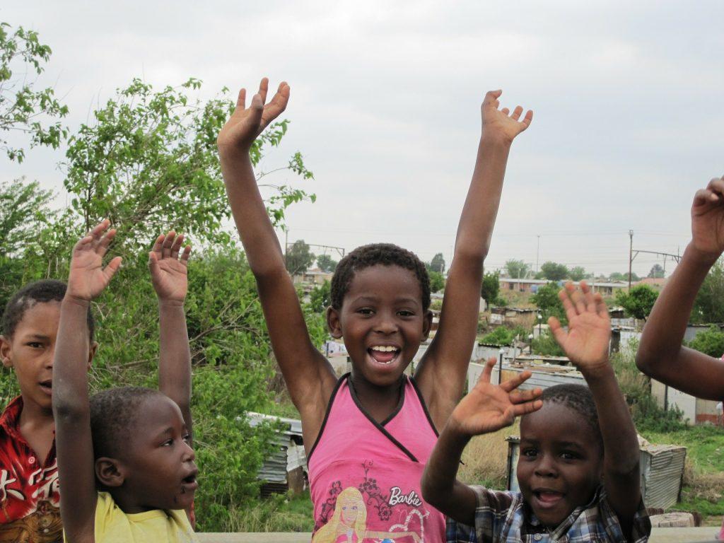 soweto enfants